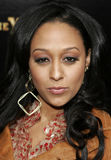 Tia Mowry. Attends the World Premiere of `Stomp The Yard` held at the Cinerama Dome in Hollywood, California on January 8, 2007 Stock Photos