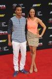 Tia Mowry & Cory Hardrict Stock Image