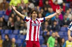 Tiago Mendes von Atletico Madrid Stockfotografie