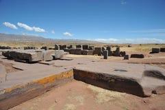 Tiahuanaco Stockbilder