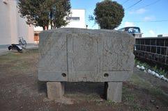 Tiahuanaco Στοκ φωτογραφία με δικαίωμα ελεύθερης χρήσης