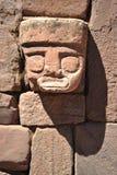 Tiahuanaco Royalty Free Stock Photo