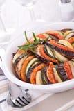 Tian испеченное овощем Стоковое Фото