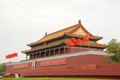 Tian'anmen Royalty Free Stock Photo