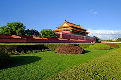 Tian`anmen Stock Photo