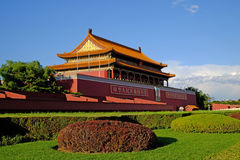 Tian`anmen Royalty Free Stock Photos