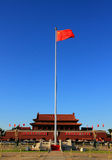 Tian'anmen Square in Beijing Stock Photos