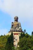Tian Bouddha tan, Hong Kong image stock