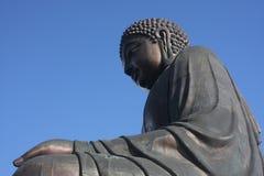 Tian dębnik Buddha Zdjęcia Stock