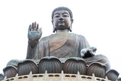Gigantyczny Buddha Obrazy Royalty Free