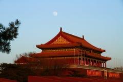 Tian-een-mensen stock foto's