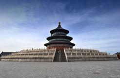 Tian HDR tan Fotografia Stock