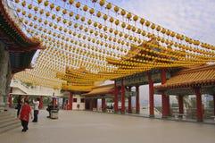 Tian Hou Temple In Kuala Lumpur Royalty Free Stock Photo