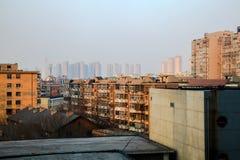 Tian jin cityscape Stock Photography