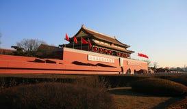 Tian-An-Men fotografía de archivo