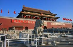 Tian-An-Men Fotografía de archivo libre de regalías
