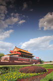 Tian-An-Men Gate, Beijing Royalty Free Stock Photography
