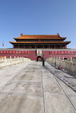 Tian An Men Gate of Beijing, China 02 Stock Photography