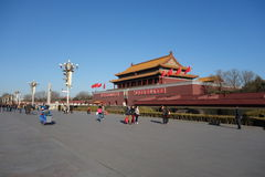 Tian an men Stock Photo