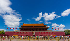 Tian an men royalty free stock images