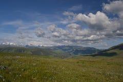 Tian-Shan delle montagne Fotografie Stock Libere da Diritti