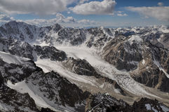 Tian Shan in Kyrgyzstan Stock Photos