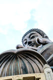 Tian Tan Big Buddha Stock Photos