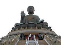 Tian Tan Bouddha à Hong Kong photo libre de droits