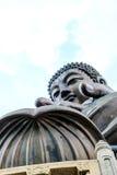 Tian Tan Buda grande Fotos de archivo