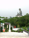 Tian Tan Buddha Royalty Free Stock Photos