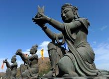 Tian Tan Buddha Imagens de Stock