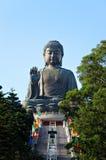 Tian Tan Buddha Imagen de archivo libre de regalías