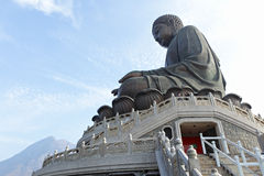 Tian Tan Buddha Royalty Free Stock Image