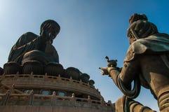 Tian Tan Buddha Lizenzfreies Stockfoto