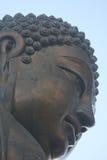 Tian Tan Buddha Fotos de archivo libres de regalías