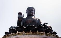 Tian Tan Buddha Stockbilder