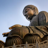 Tian Tan Buddha Royalty Free Stock Photography