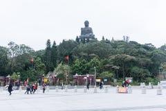 Tian Tan Buddha Royalty Free Stock Photos