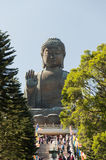 Tian Tan Buddha, Lantau Island, Hong Kong Stock Images