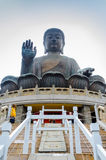 Tian Tan Buddha Statue Royalty Free Stock Images