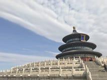 Tian Tan Building Stock Afbeeldingen