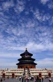 Tian Tan a Pechino Fotografie Stock
