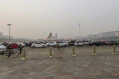 Tianamen-Quadrat Lizenzfreie Stockbilder