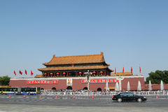 Tiananmen Royalty Free Stock Image