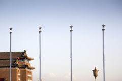 Tiananmen Stock Images