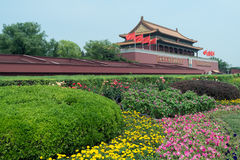 Tiananmen, Beijing, China Royalty Free Stock Photos
