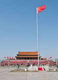 Tiananmen Royalty Free Stock Photography