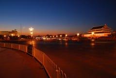Tiananmen, cancello di pace celestiale Fotografia Stock Libera da Diritti