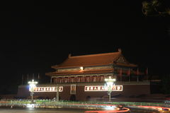 TianAnMen gate BeiJing Royalty Free Stock Images