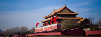 Tiananmen Royalty Free Stock Images